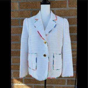 KATE SPADE New York  Cotton-blend tweed Sz 12